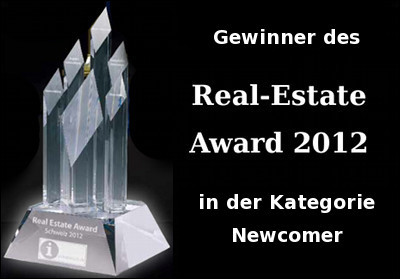 real estate award 2012
